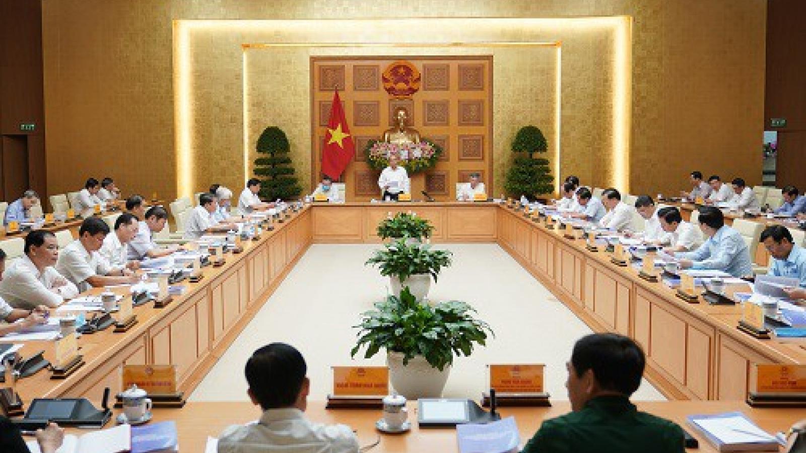 Thủ tướng: Giá trị đất nước, dân tộc được nâng lên trong khó khăn