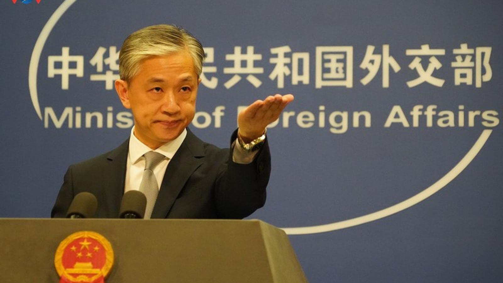 Trung Quốc sẽ trả đũa nếu Mỹ không gia hạn visa cho phóng viên nước này ở Mỹ