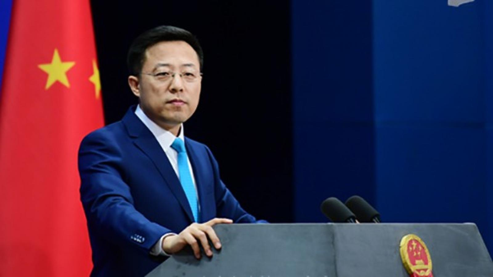 """Trung Quốc khẳng định Trung – Mỹ cần hợp tác chứ không phải """"tách rời"""""""