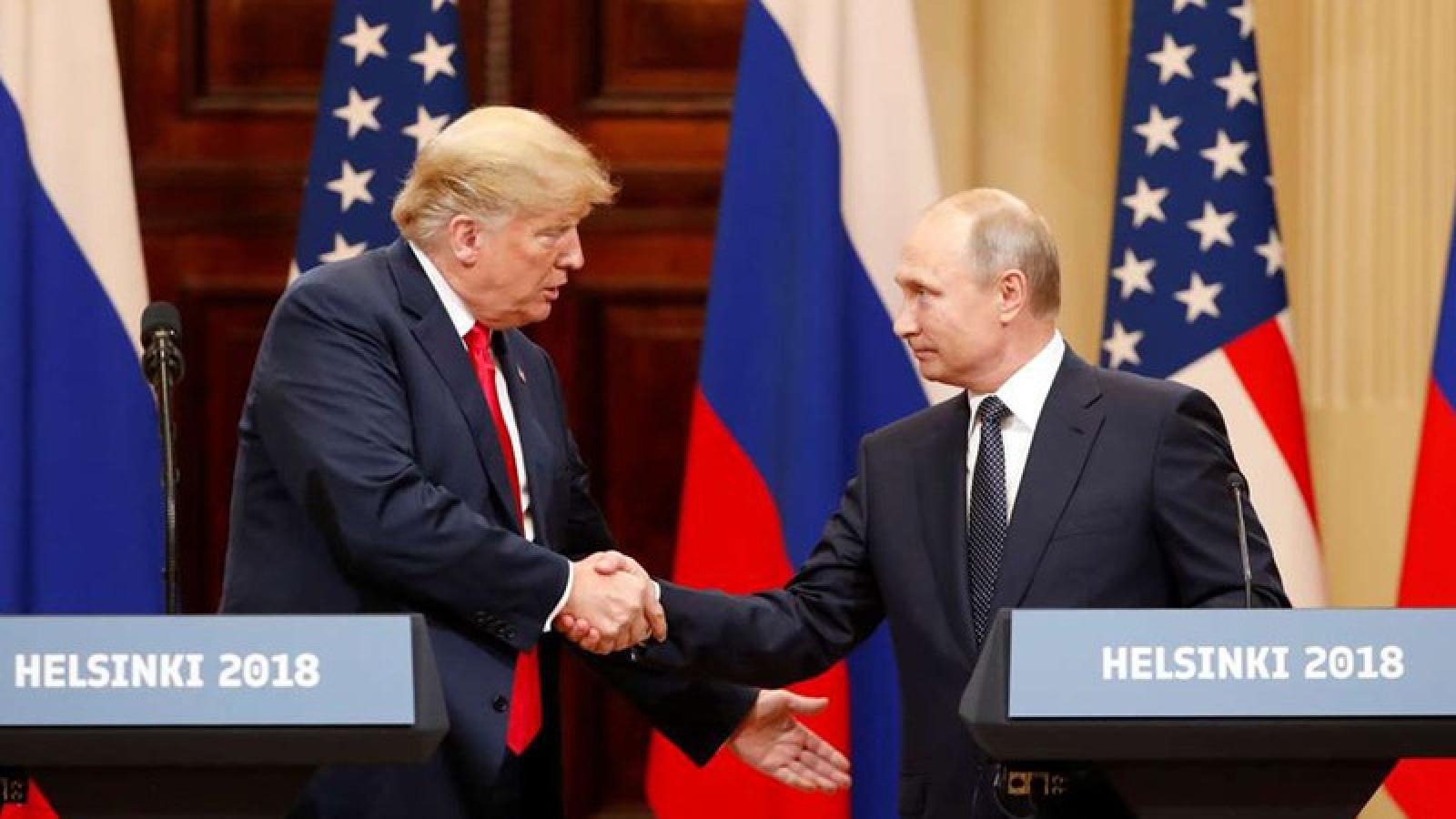 Thượng đỉnh Trump-Putin có thể diễn ra trước cuộc bầu cử Tổng thống Mỹ