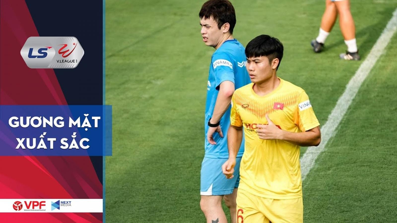 Tiền vệ Trương Tiến Anh - Tài năng nổi bật của U22 Việt Nam