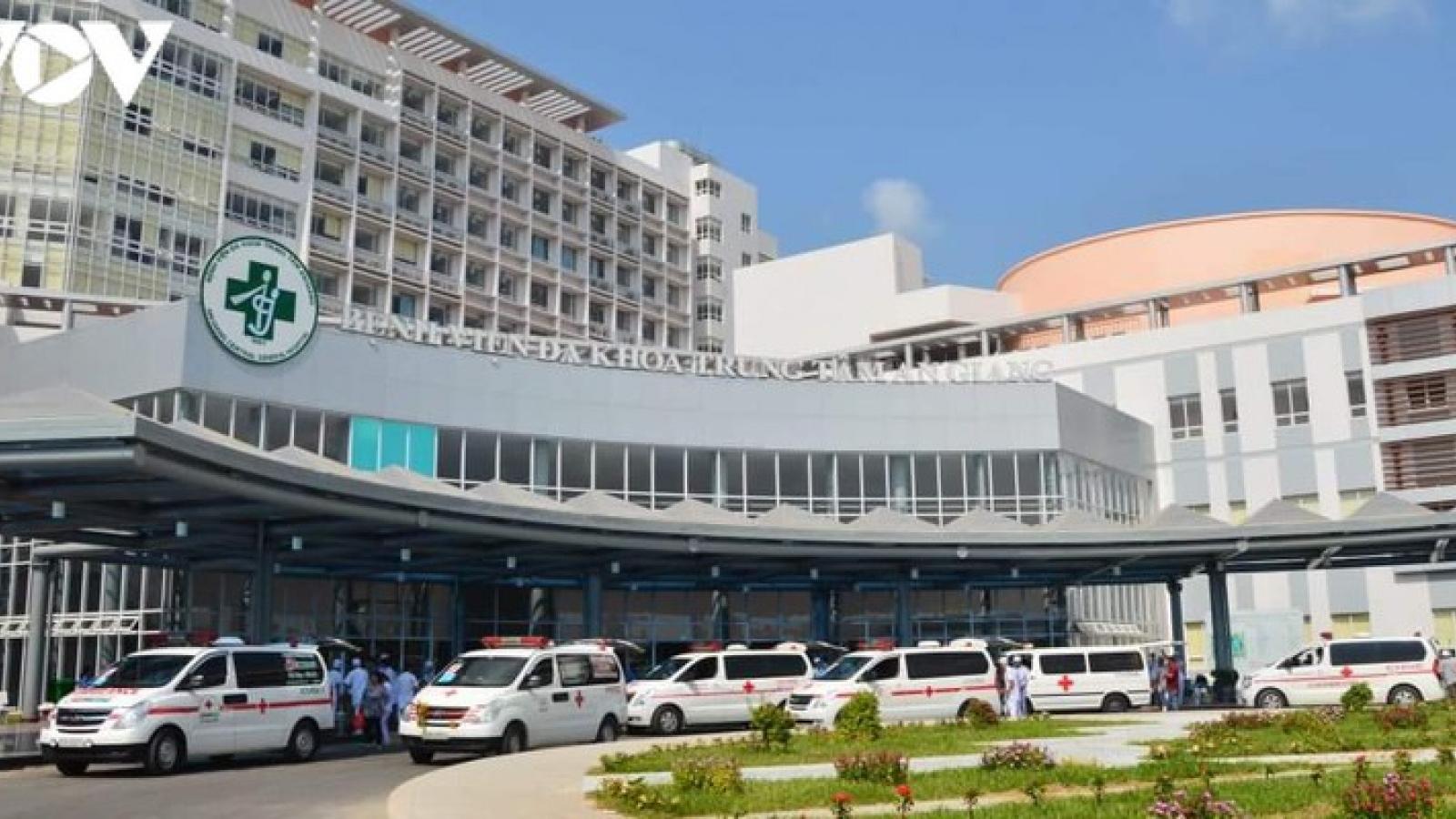 Một bệnh nhân tử vong do lao phổi không liên quan đến Covid-19