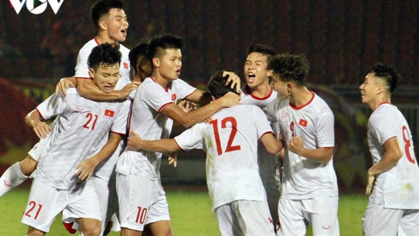 """HAGL """"lép vế"""" trong đội hình U19 Việt Nam chuẩn bị cho U19 châu Á 2020"""