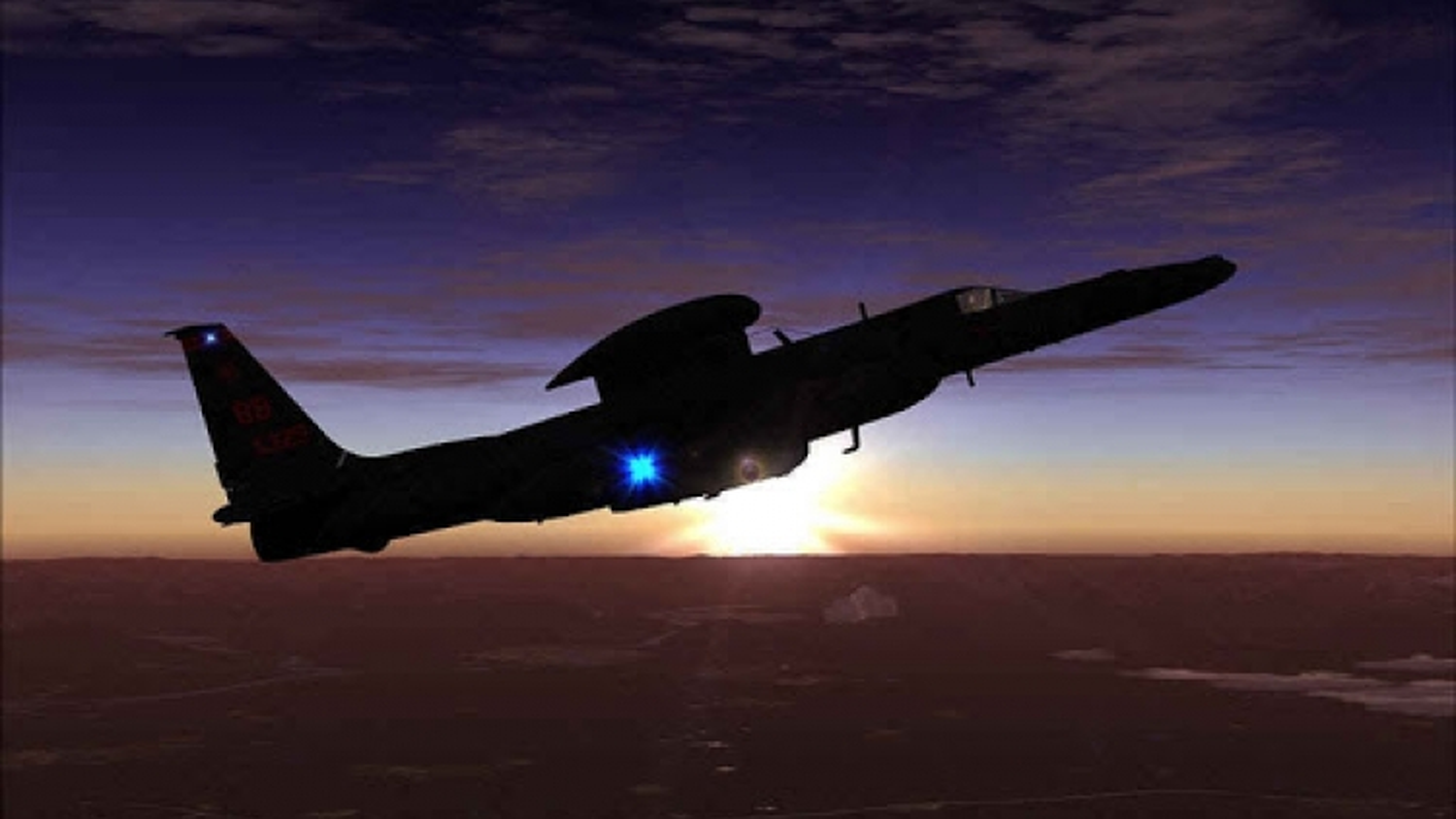 Máy bay do thám của Mỹ bay vào vùng cấm bay Trung Quốc thiết lập để tập trận