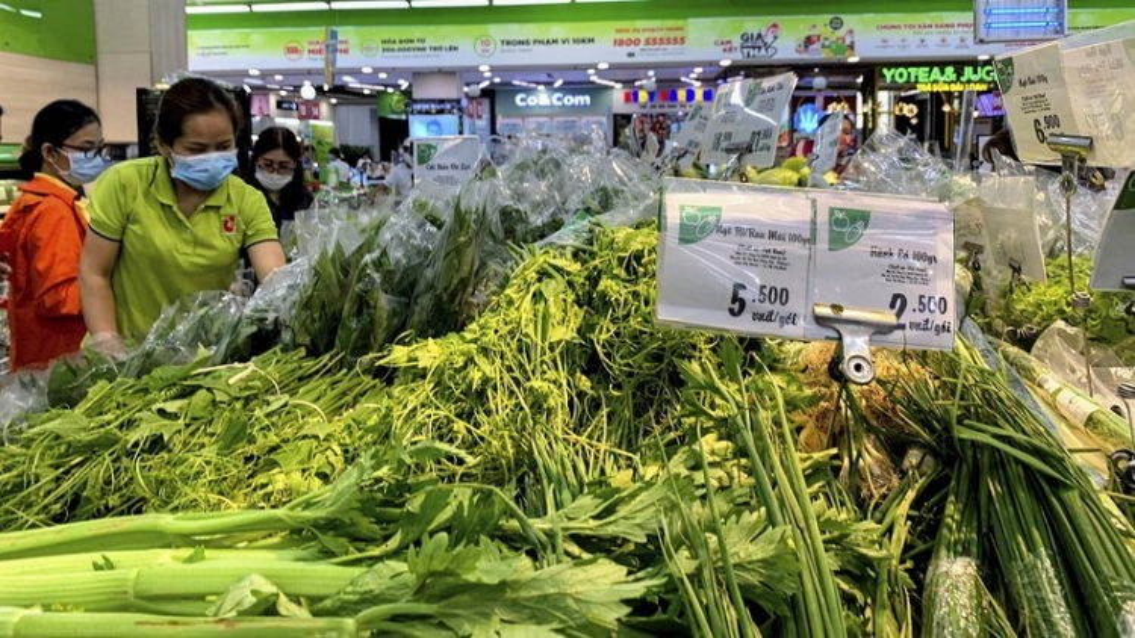 Đảm bảo hàng hóa thiết yếu cho người tiêu dùng trong mùa dịch Covid-19