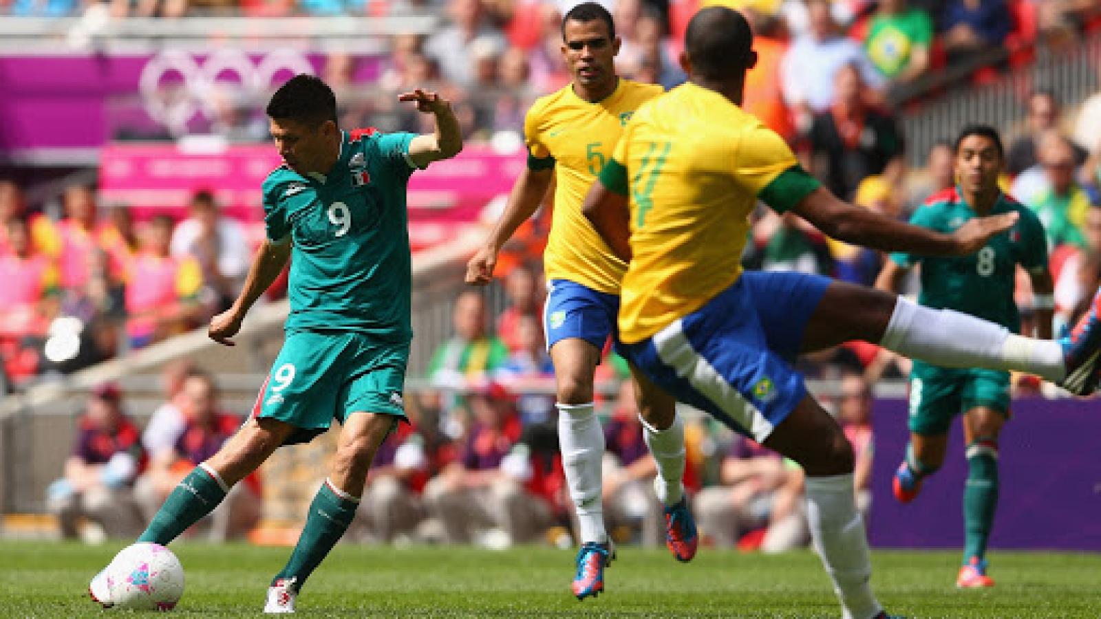 """Ngày này năm xưa: Brazil """"vỡ mộng"""" đoạt HCV Olympic"""