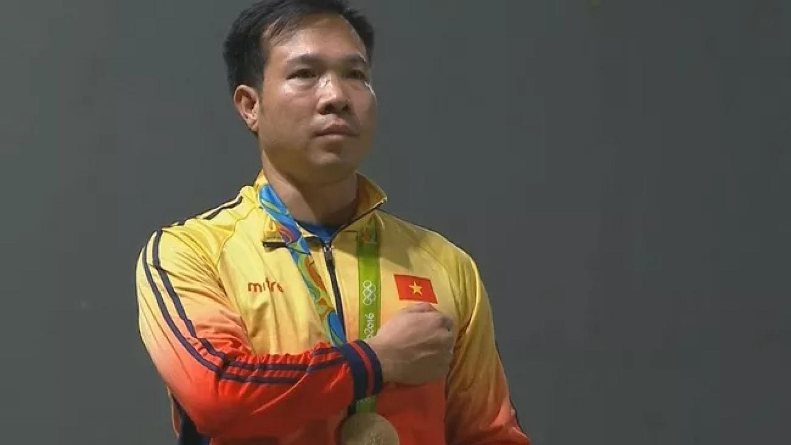 Ngày này năm xưa: Hoàng Xuân Vinh đoạt HCV Olympic lịch sử cho thể thao Việt Nam