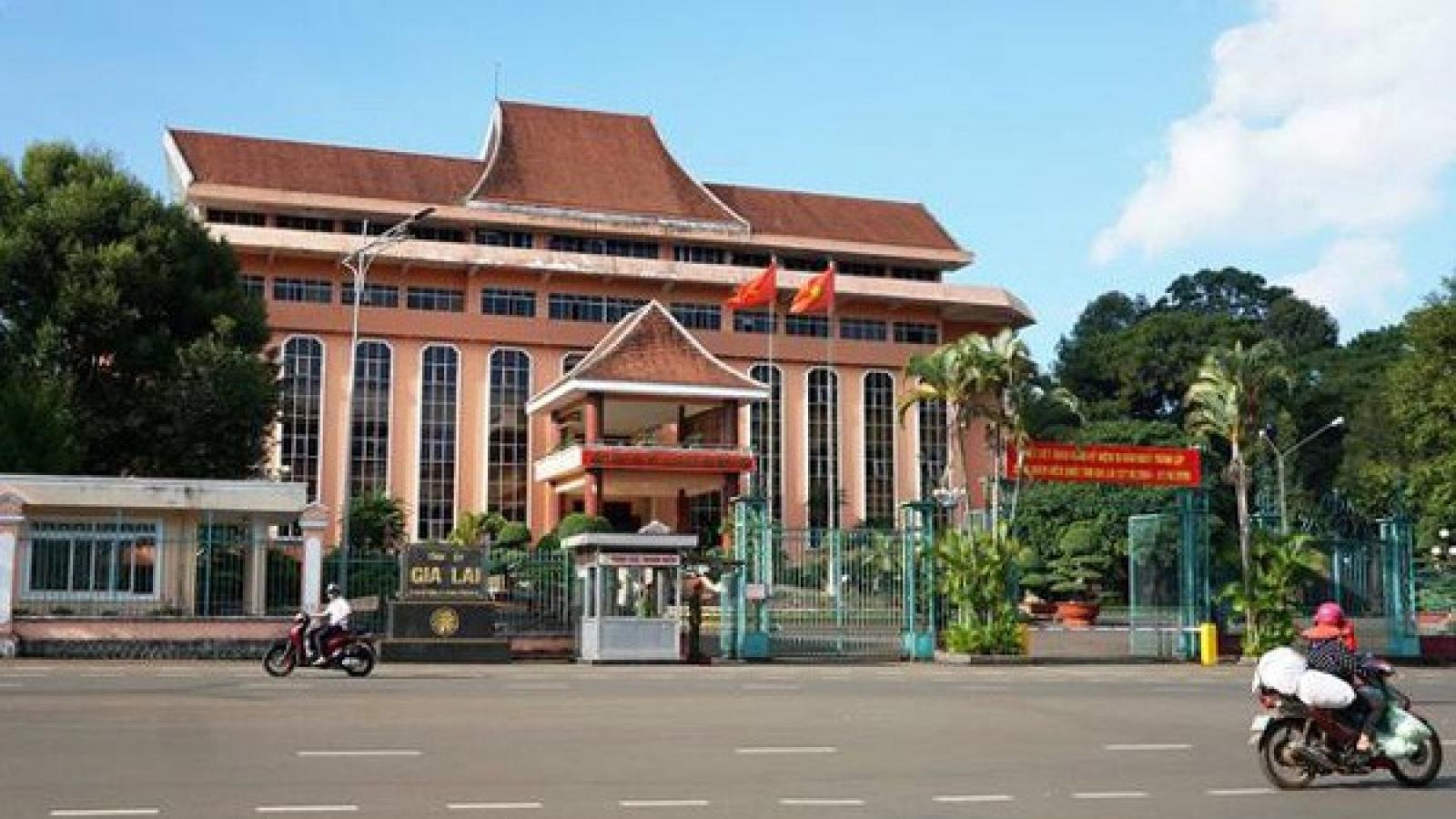 Phó Chủ nhiệm UBKT Tỉnh uỷ Gia Lai xin nghỉ dù còn 5 năm công tác