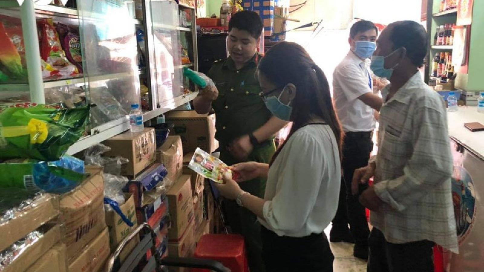 Đồng Nai thu hồi sản phẩm Minh Chay gây ngộ độc