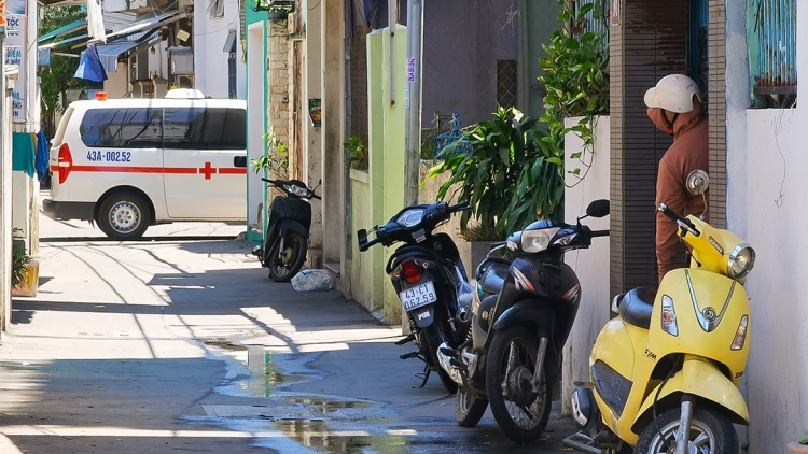 Thông tin truy vết 2 nữ điều dưỡng mắc Covid-19 tại Đà Nẵng