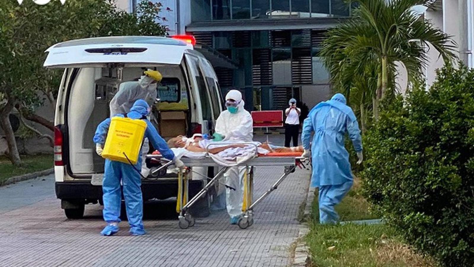 Bệnh nhân Covid-19 số 523 khỏi bệnh nhưng chưa thể về nhà