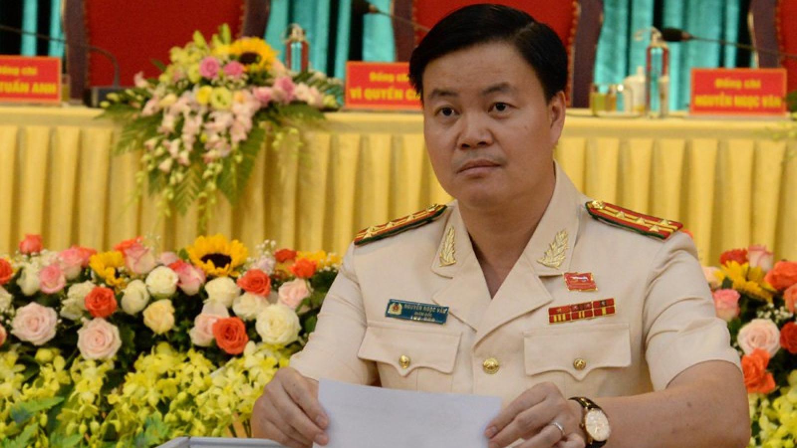 Đại tá Nguyễn Ngọc Vân tiếp tục giữ chức Bí thư Đảng ủy Công an tỉnh Sơn La