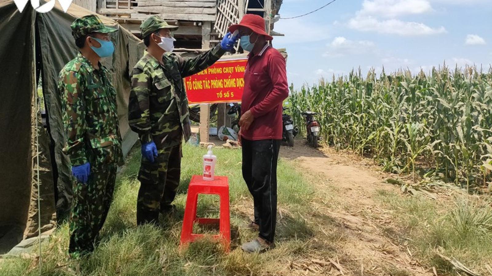 An Giang kiểm soát chặt biên giới để phòng, chống bệnh Chikungunya