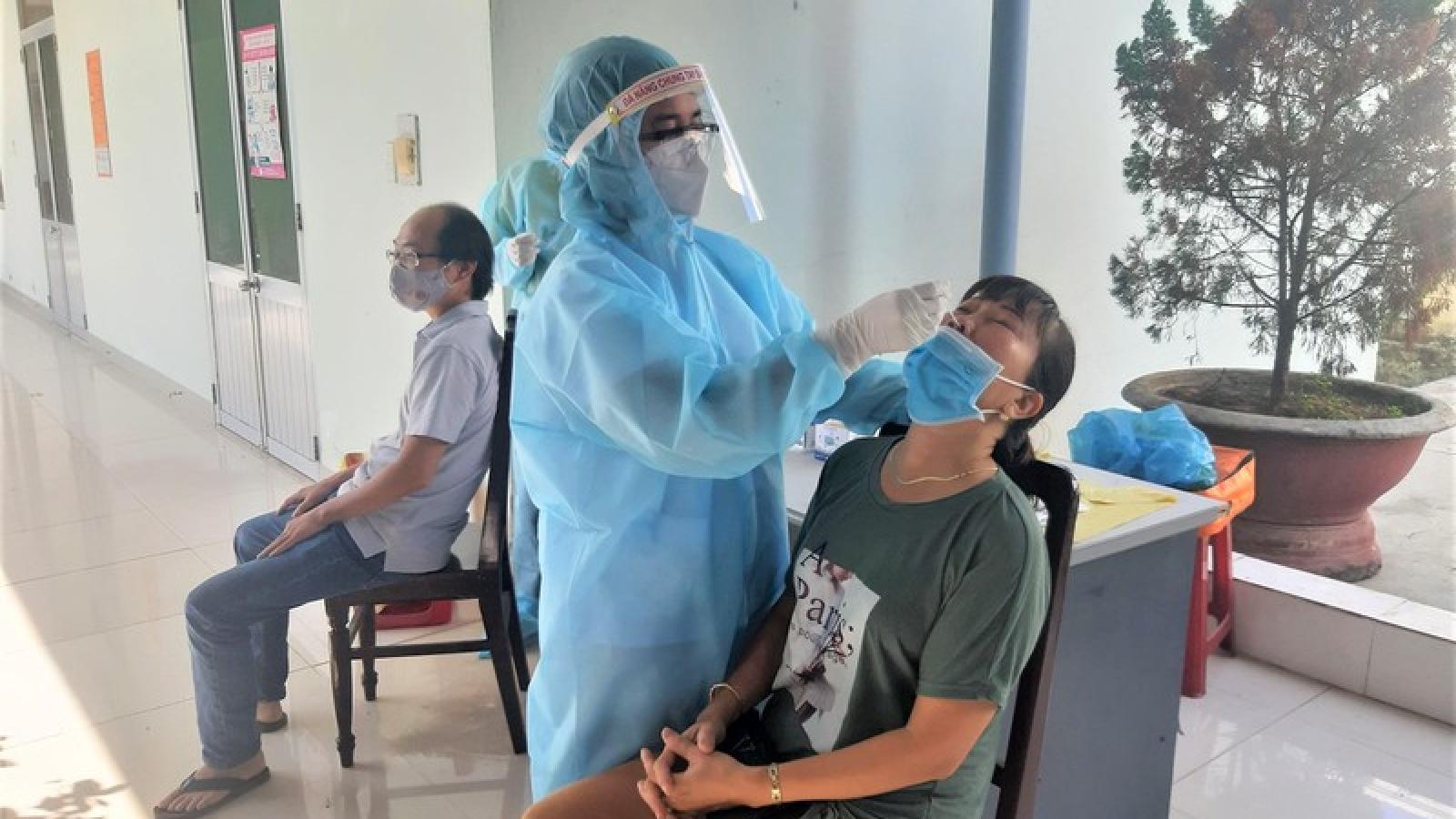 Tất cả thành viên đội phản ứng nhanh tại Quảng Nam âm tính với SARS-CoV-2