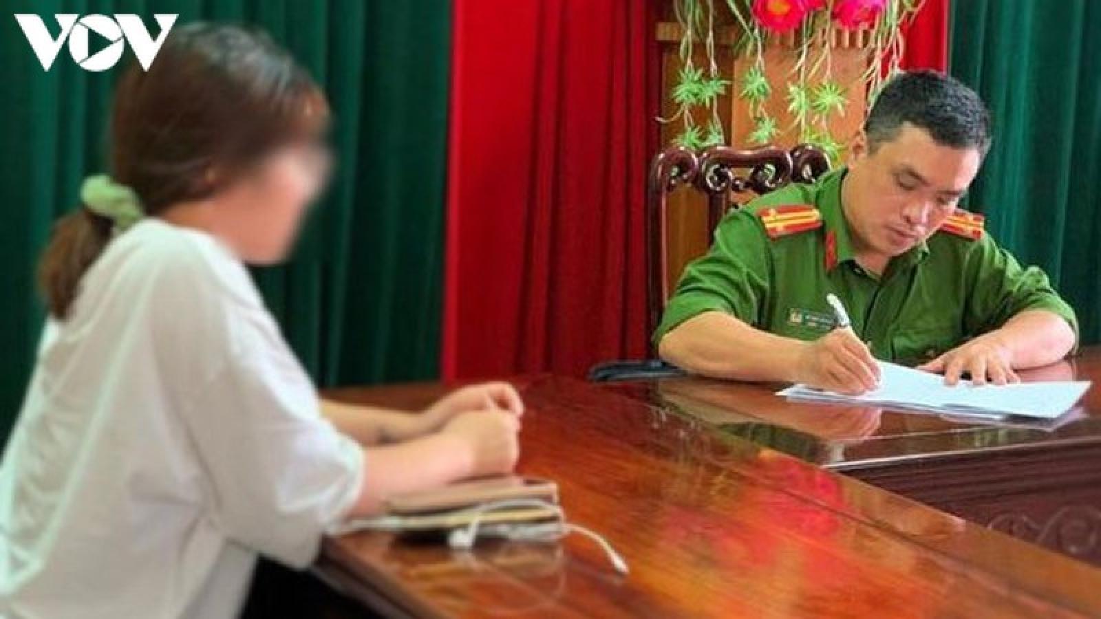 Cô gái được giải cứu sau 9 năm bị bán sang Trung Quốc