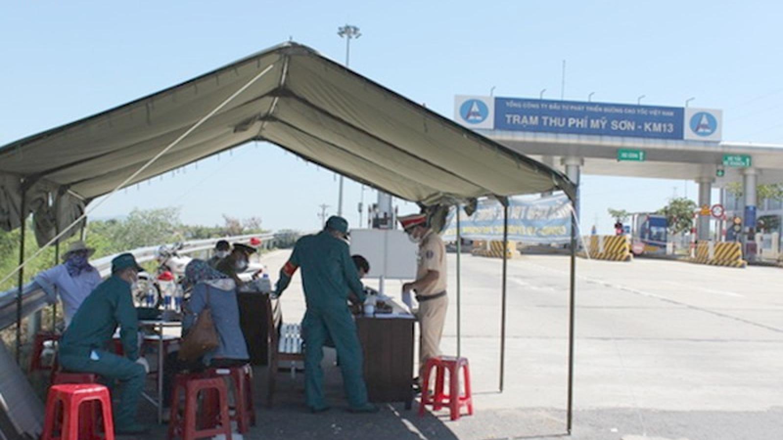 Quảng Nam phong tỏa thêm nhiều khu vực để phòng, chống dịch Covid-19