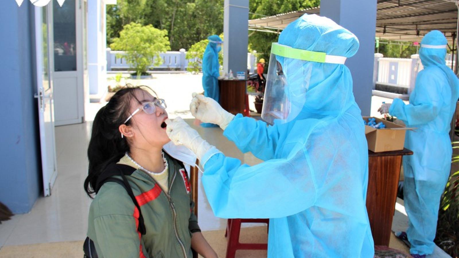 Quảng Nam lên phương án xây bệnh viện dã chiến điều trị Covid-19