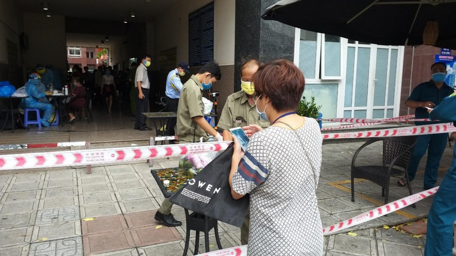 335 cư dân Chung cư Thái An 2 tại TPHCM âm tính với Covid-19