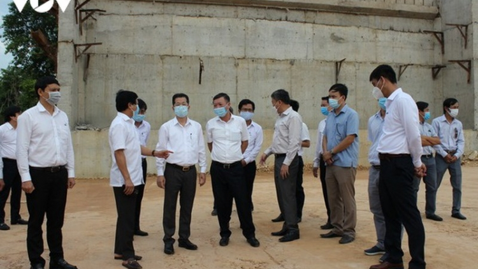 Dự án nghìn tỷ ở Đà Nẵng chậm tiến độ vì vướng mặt bằng