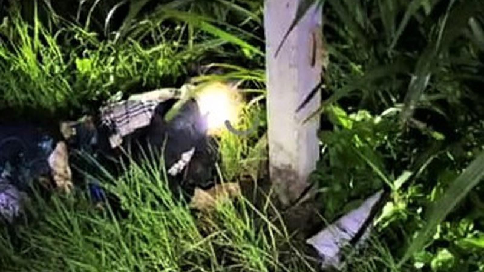 Tai nạn nghiêm trọng tại An Giang làm 2 người tử vong tại chỗ