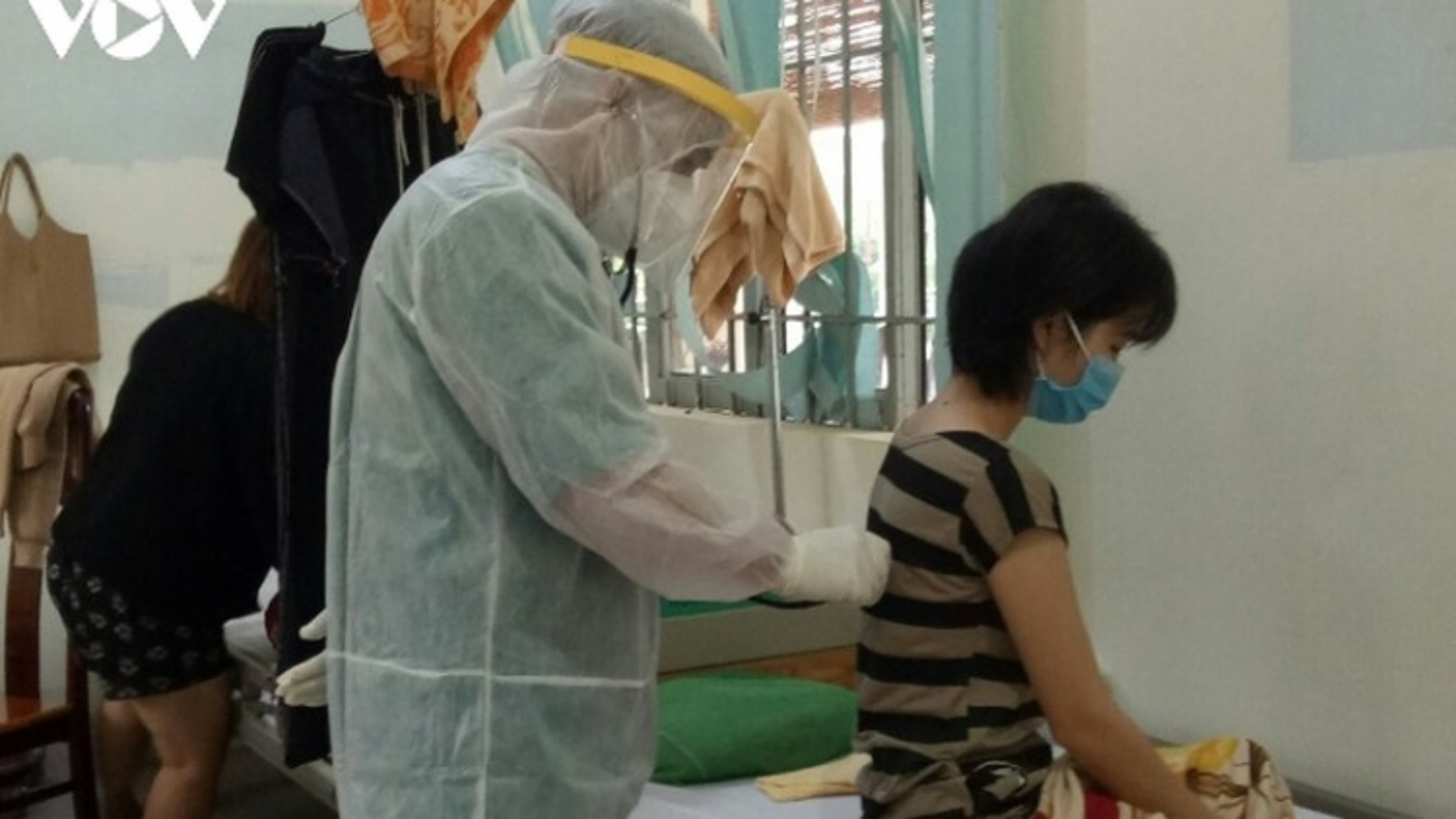 Bệnh nhân 601 có kết quả âm tính lần 1 với virus SARS-CoV-2