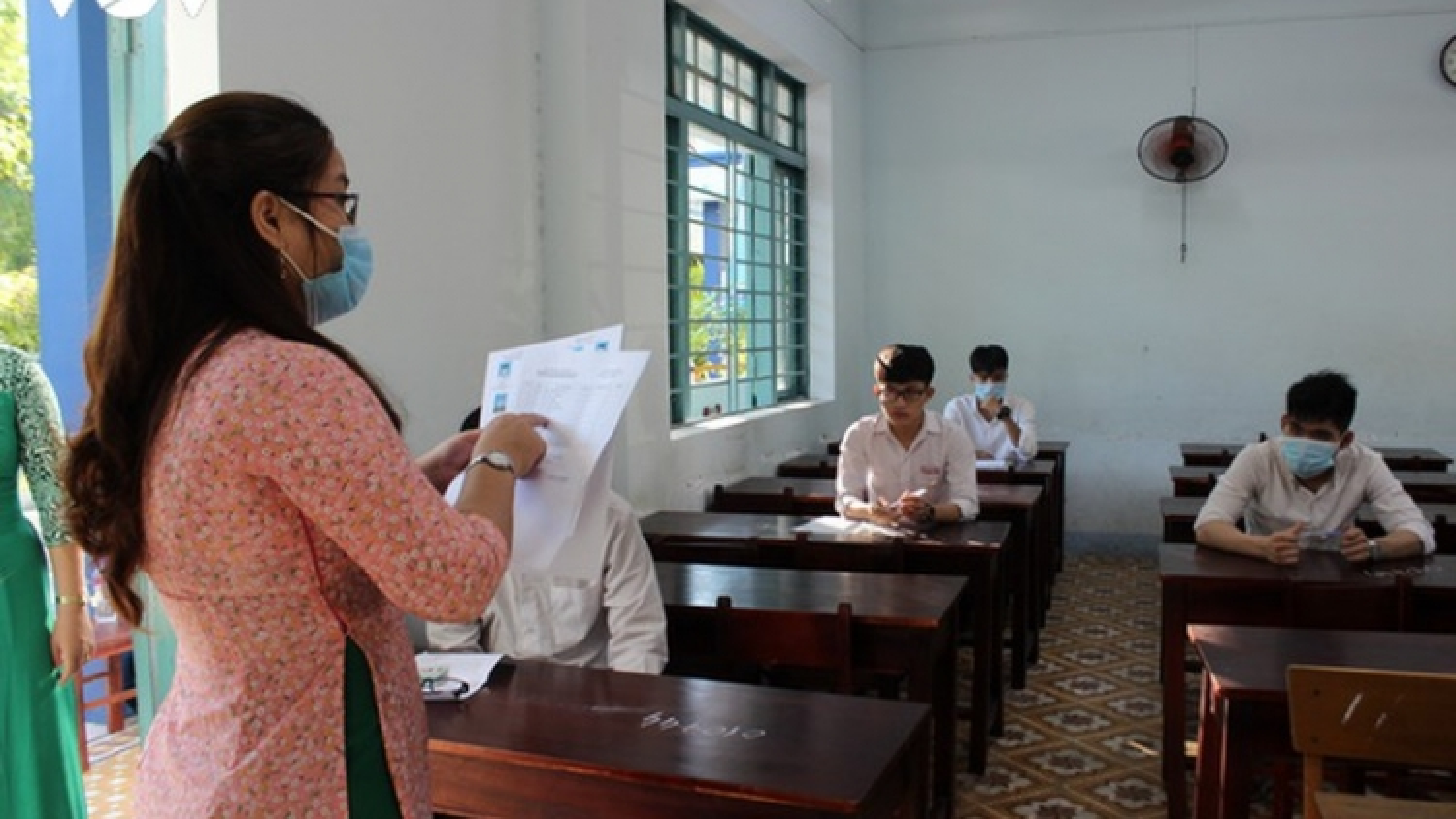 Đà Nẵng chính thức đề nghị thi tốt nghiệp THPT từ 2/9-5/9