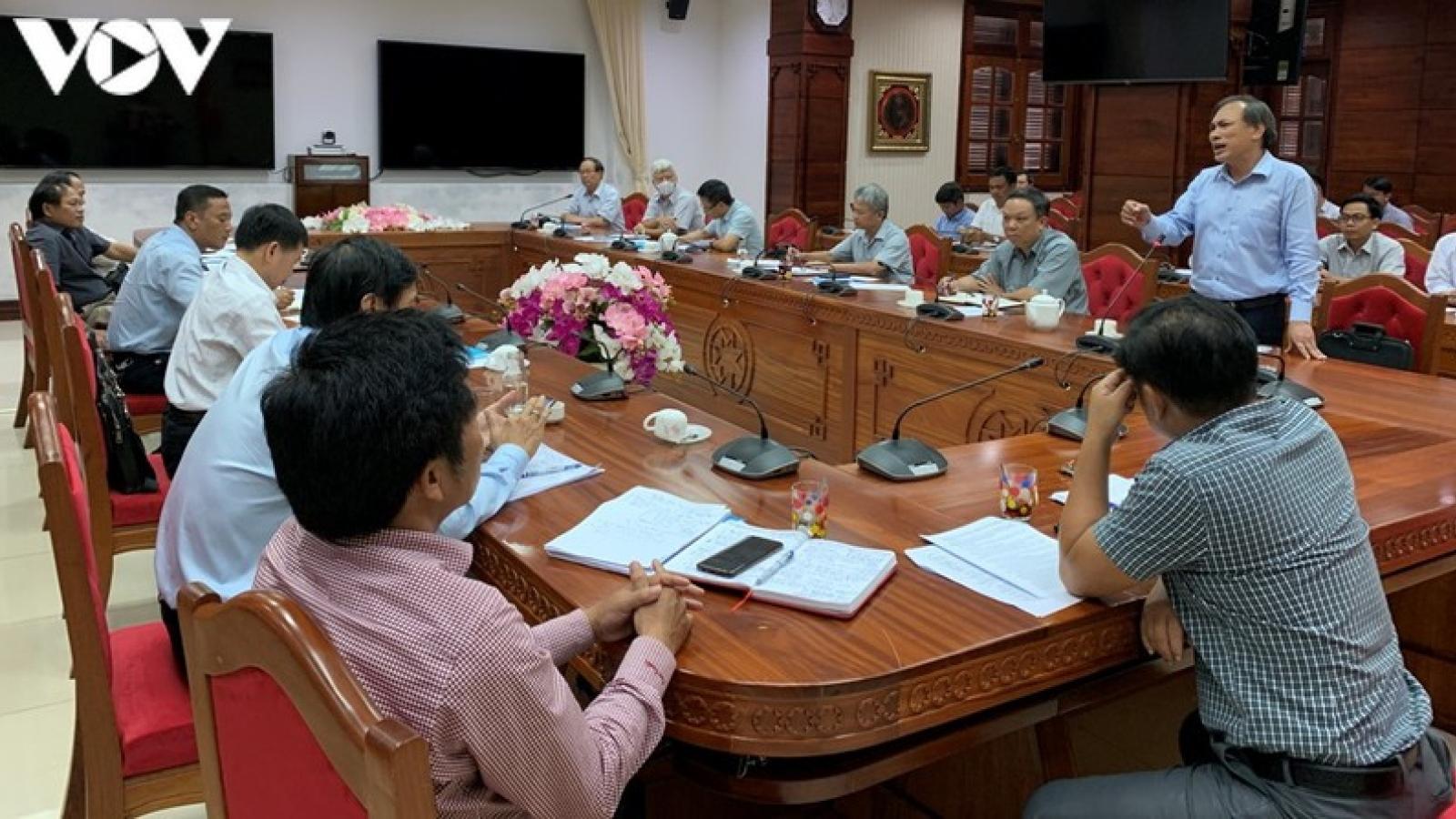 Thủy lợi 4.400 tỷ bất cập: Bộ NN&PTNT họp khẩn với tỉnh Đắk Lắk