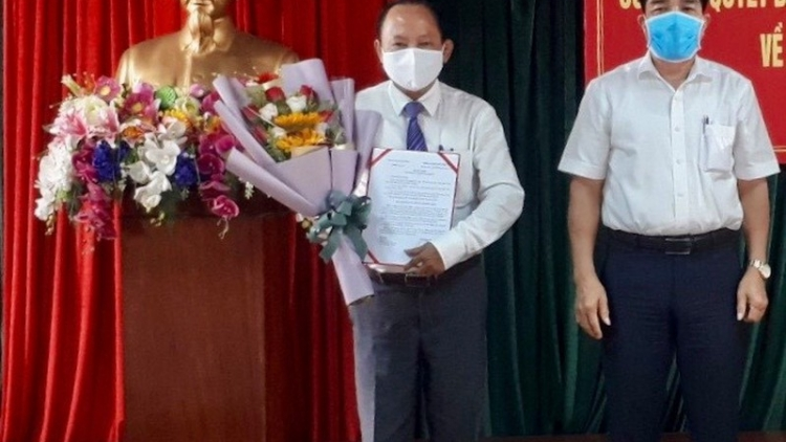 Chủ tịch Hội Nông dân Quảng Nam giữ chức Bí thư Huyện ủy Phú Ninh