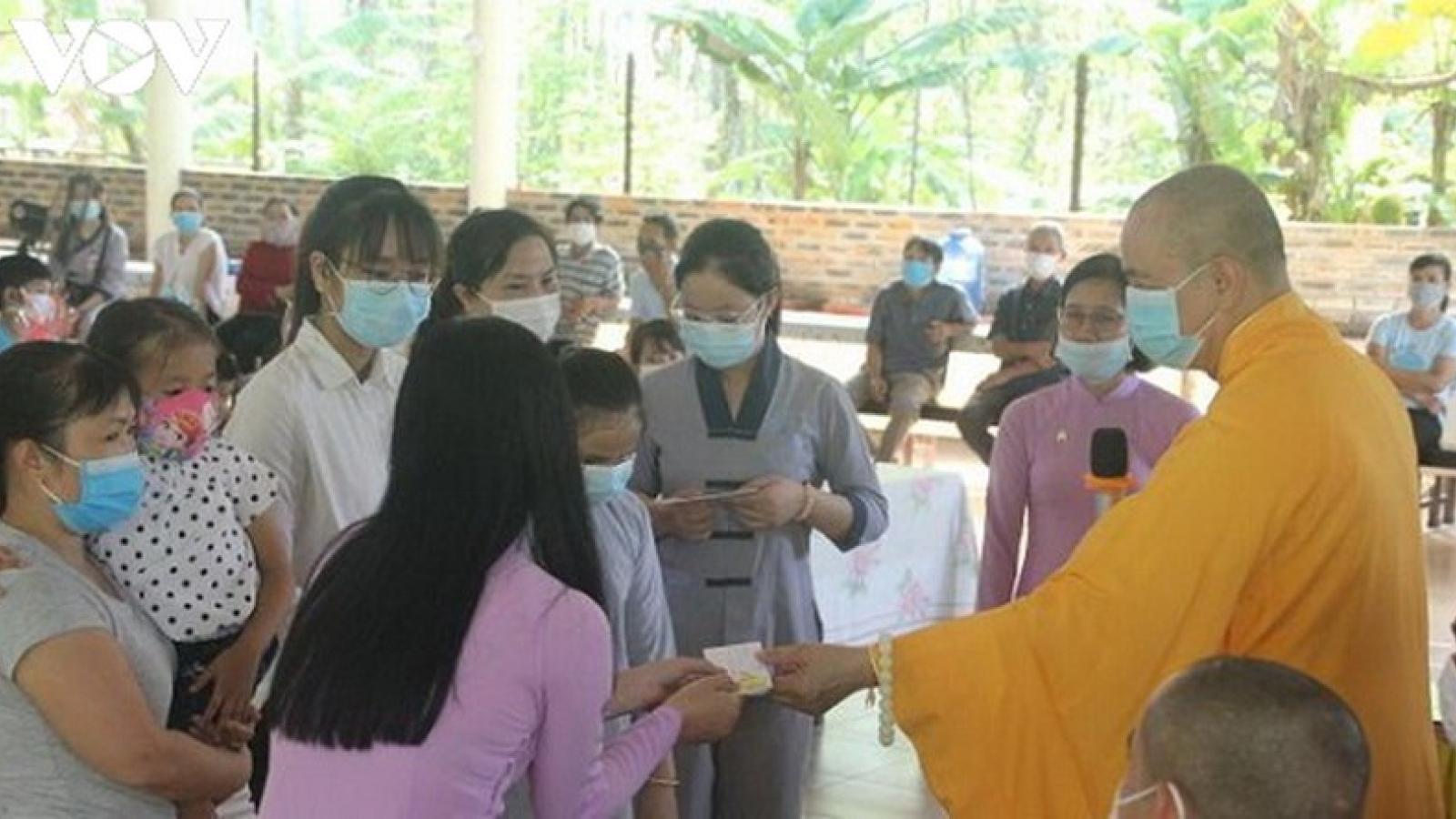 Thừa Thiên Huế tổ chức Lễ Vu Lan an toàn trong mùa dịch Covid-19