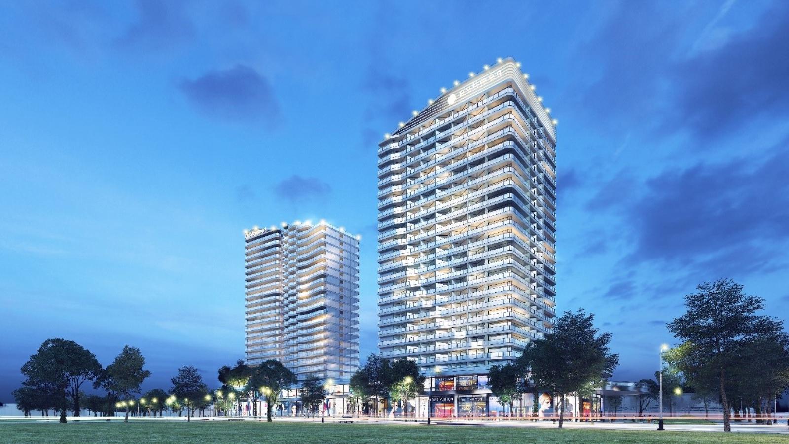 Tháp đôi FLC Sea Tower Quy Nhon bàn giao căn hộ từ tháng 10