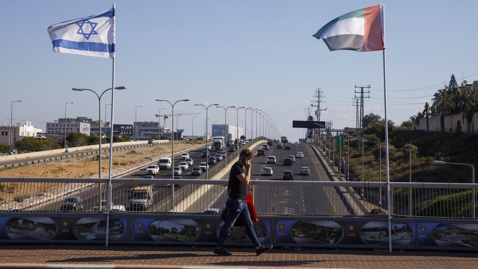 Saudi Arabiađể ngỏ khả năng bình thường hóa quan hệ với Israel?
