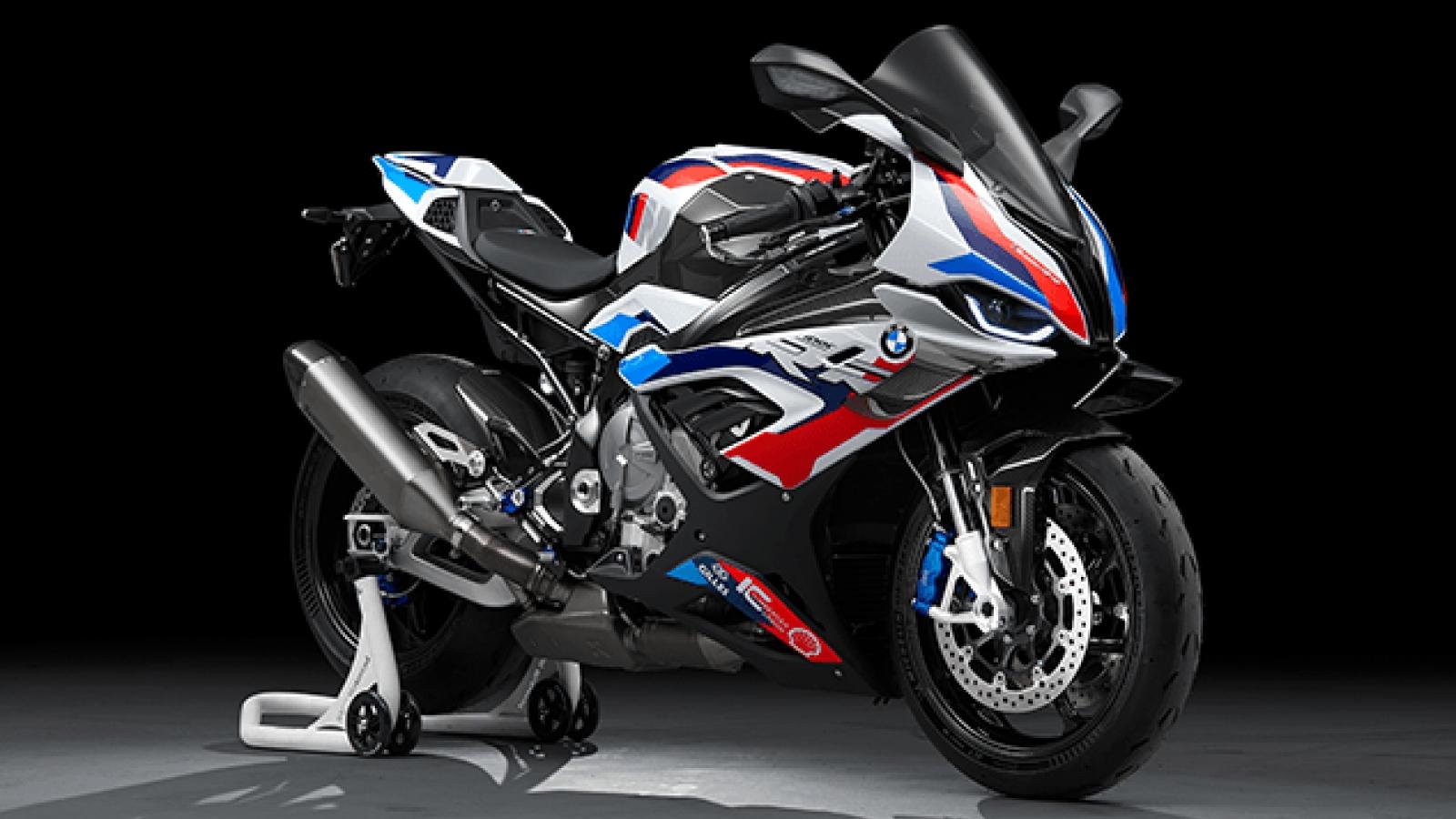 BMW ra mắt siêu mô-tô đường đua M1000RR