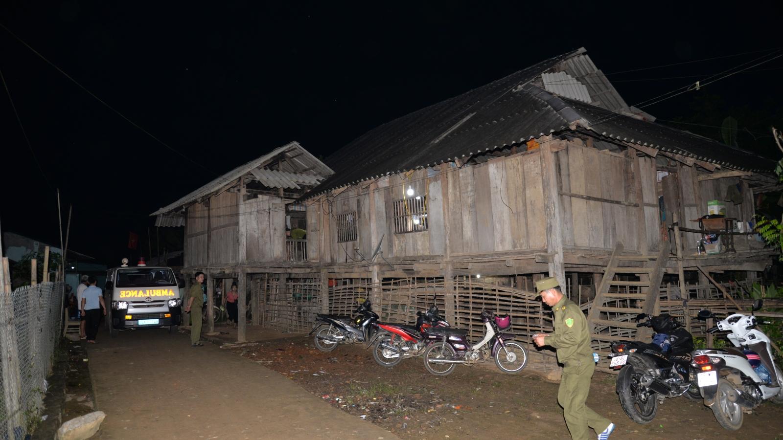 Gia đình công an viên ở Sơn La hy sinh khi làm nhiệm vụ là hộ cận nghèo