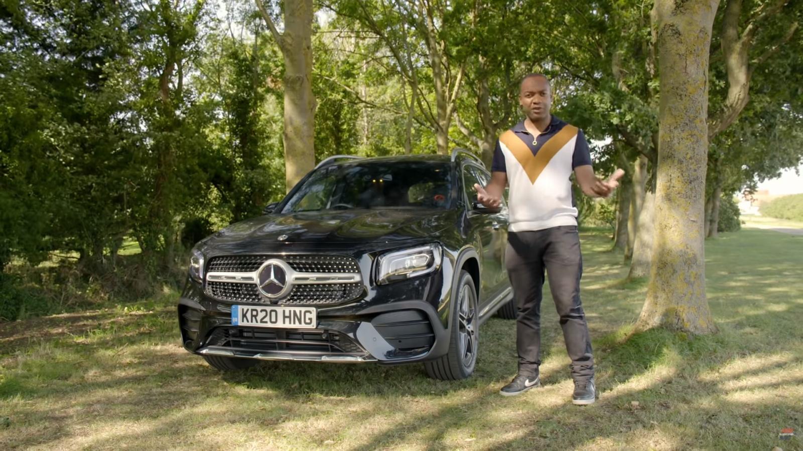 Mercedes-Benz GLB 2020: Rộng rãi, tiện nghi