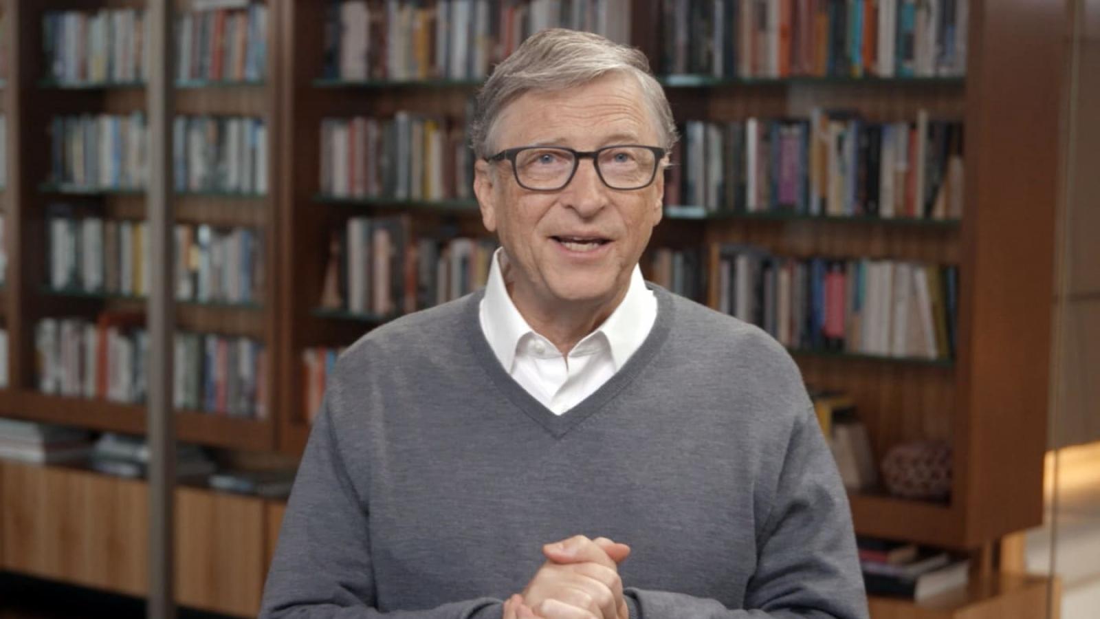 Tỷ phú Bill Gates nói về sự khác biệt giữa Elon Musk và Steve Jobs