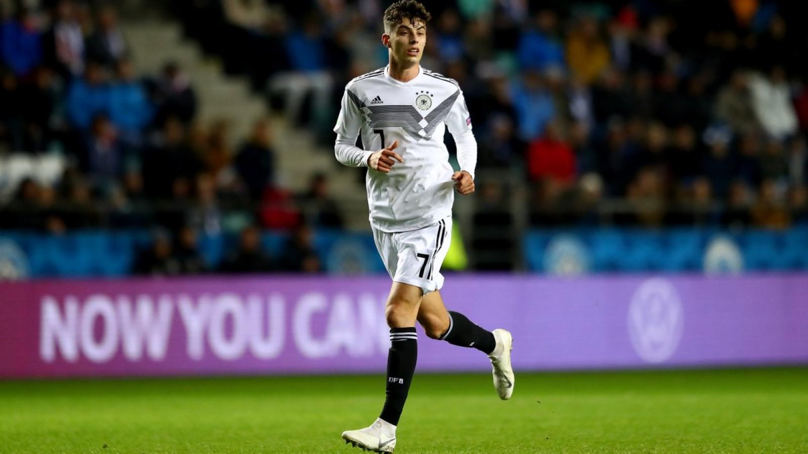 Đội hình dự kiến của Đức trước Tây Ban Nha: Chờ xem Kai Havertz trổ tài