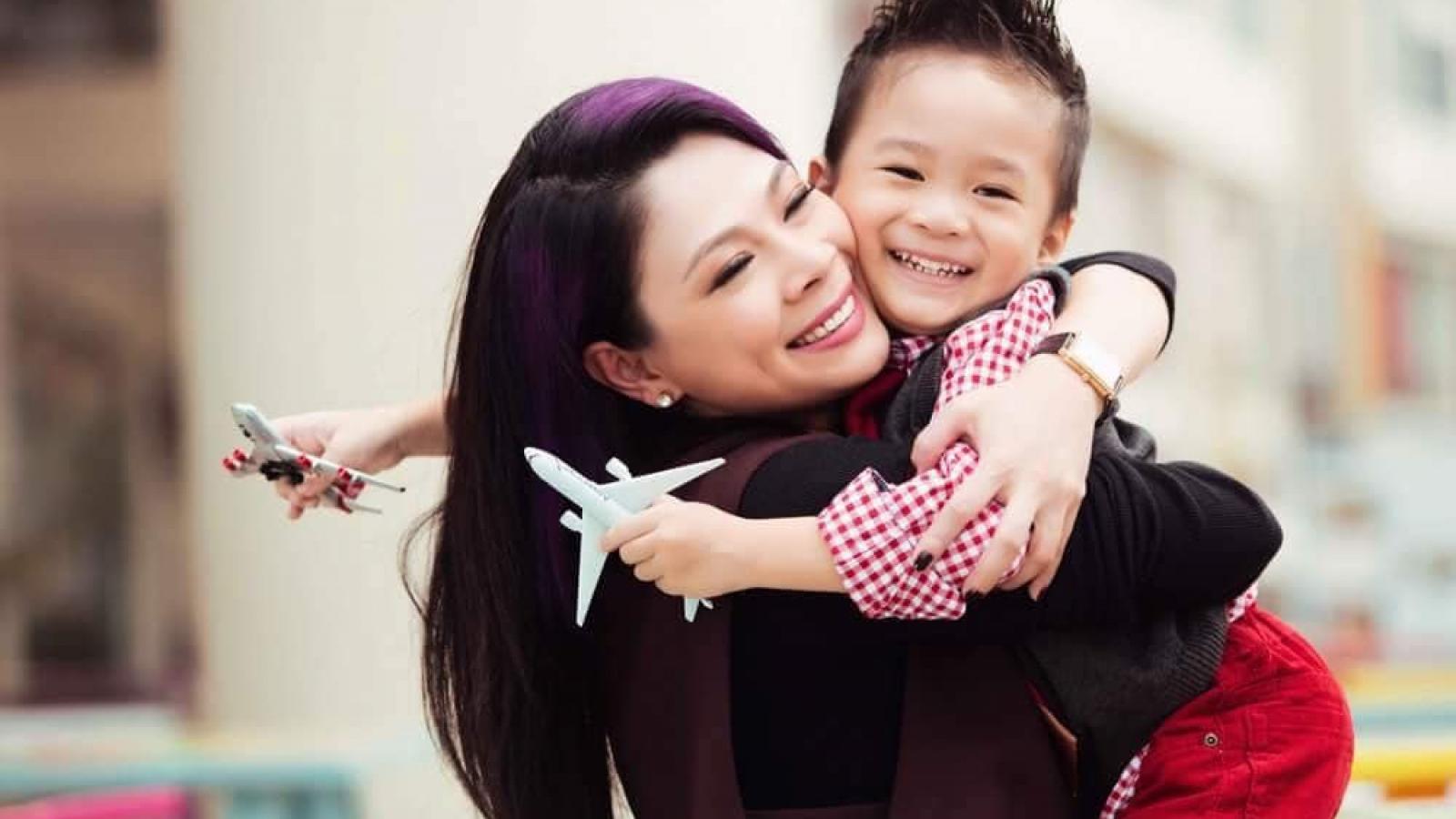 Con trai Thanh Thảo phản ứng bất ngờ khi lần đầu biết sự thật về bố Ngô Kiến Huy