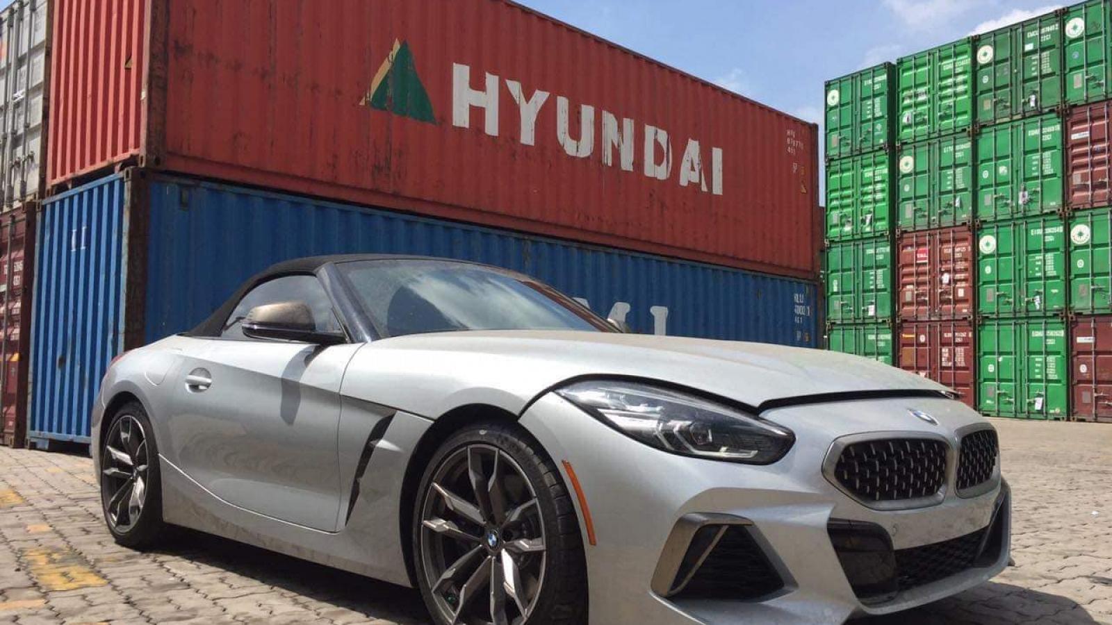 BMW Z4 thế hệ mới đầu tiên cập bến Việt Nam
