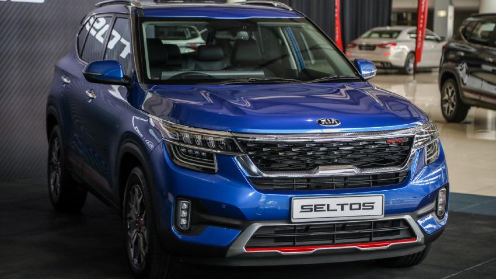 Xem trước Kia Seltos 2020 ra mắt chính thức tại Malaysia