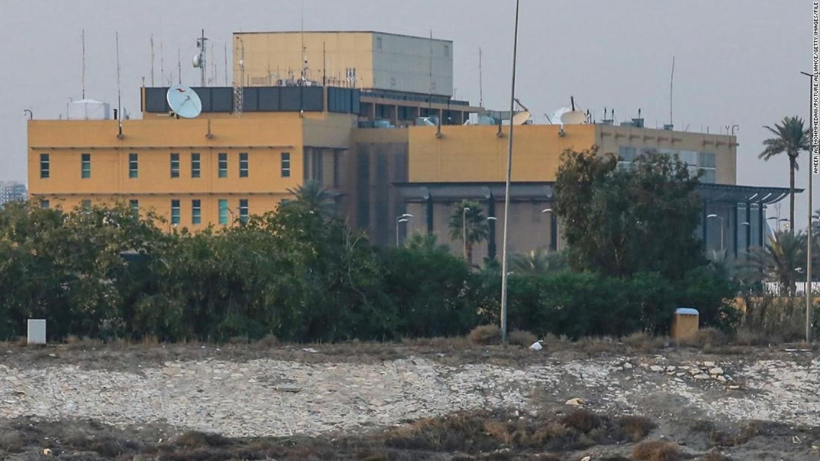 Đại sứ quán Mỹ tại Iraq tổ chức diễn tập cho các tình huống khẩn cấp