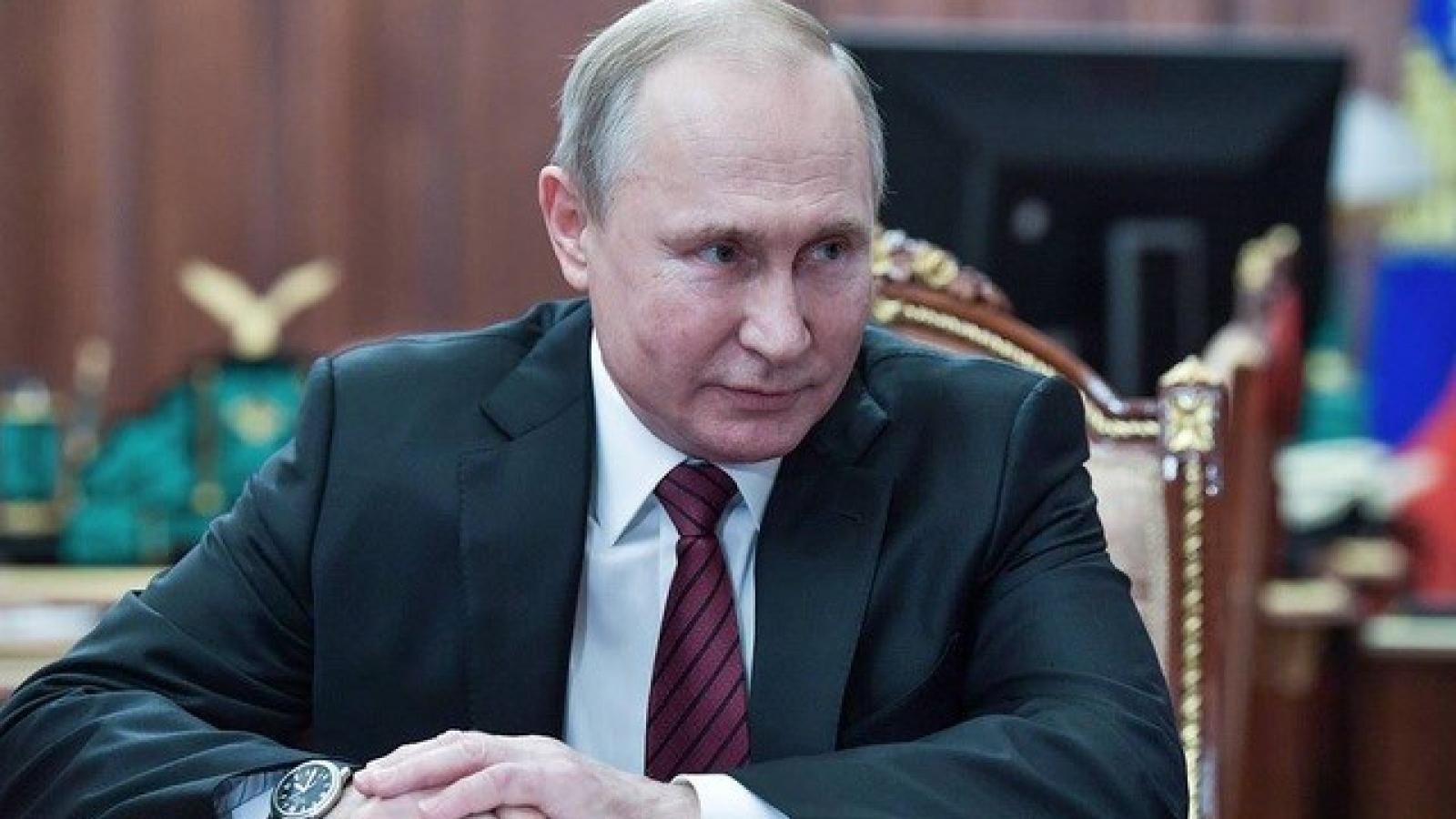 Nga sẽ thành lập ủy ban điều tra vụ lãnh đạo đối lập nghi bị đầu độc