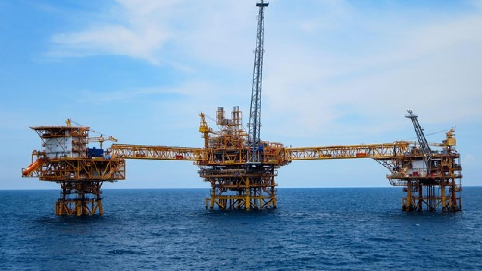 PetroVietnam exploits 7.76 million tonnes of oil equivalent in eight months