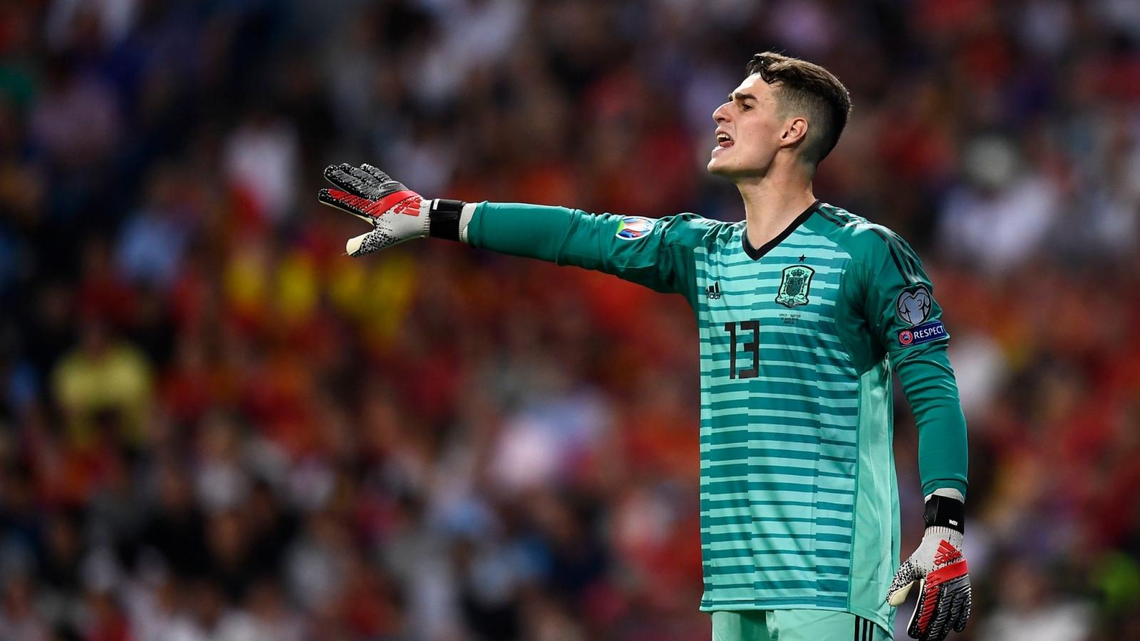Đội hình dự kiến của Tây Ban Nha trước Đức: De Gea ngồi dự bị cho Kepa?