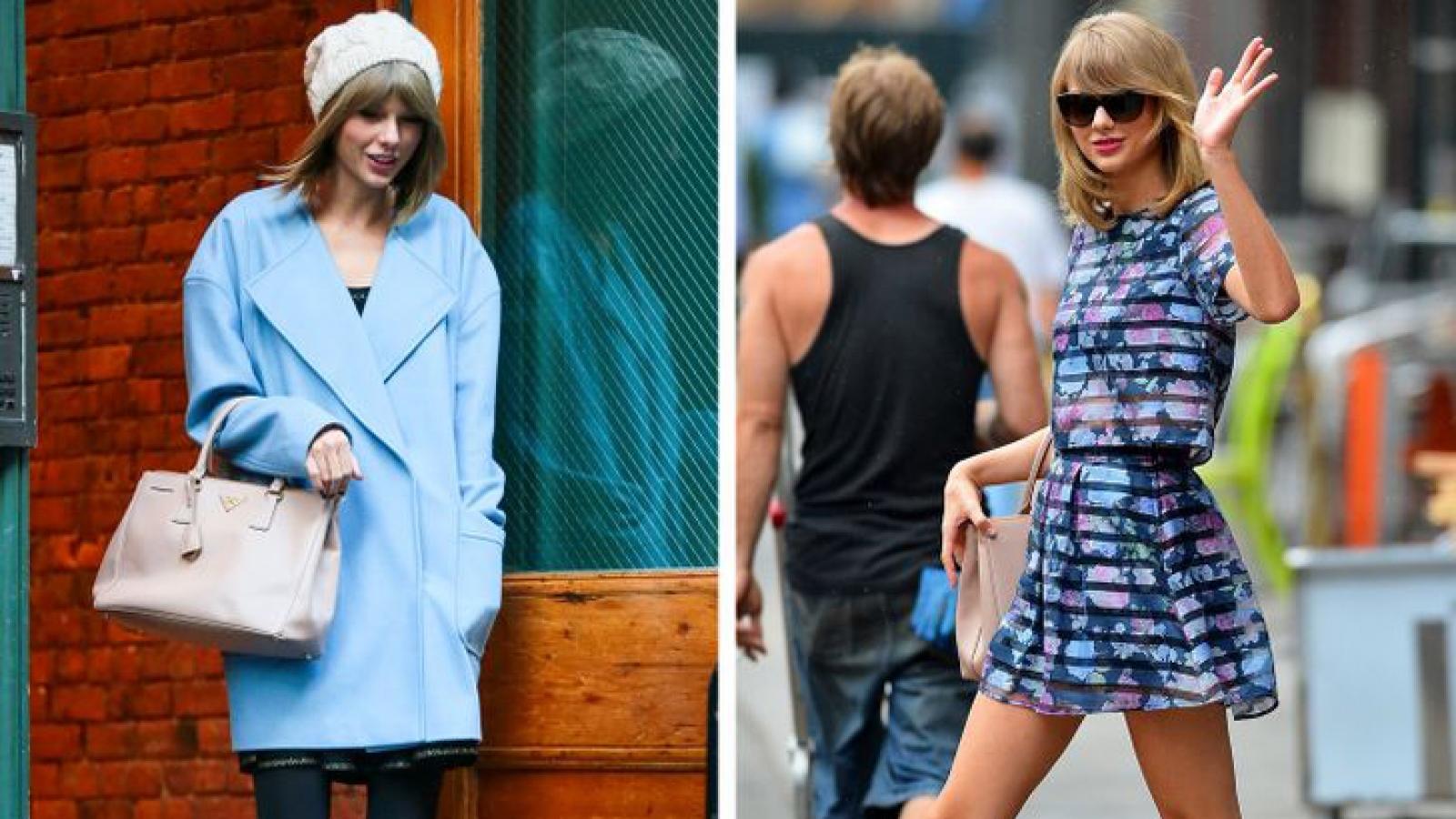 Những ngôi sao không ngại mặc quần áo bình dân xuống phố