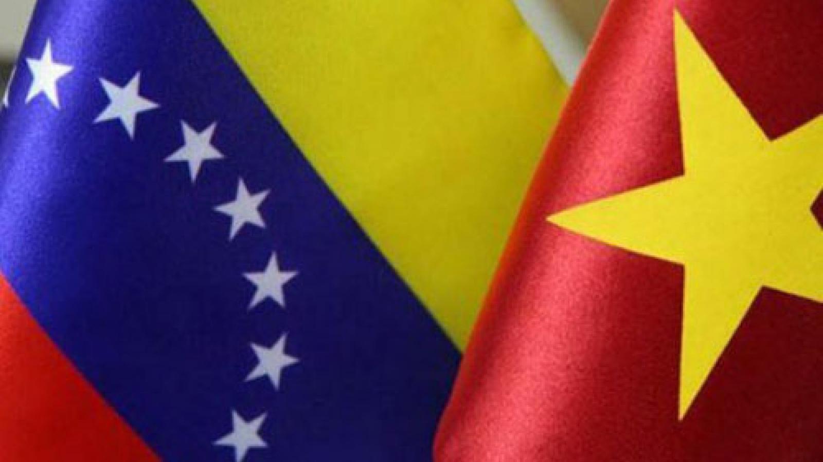 Tham khảo Chính trị cấp Thứ trưởng Ngoại giao Việt Nam-Venezuela lần 8