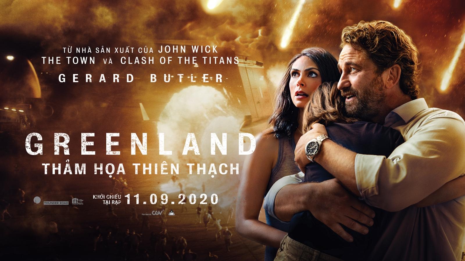 """Bom tấn """"Greenland"""" nhận mưa lời khen từ khán giả Việt sau buổi chiếu sớm"""
