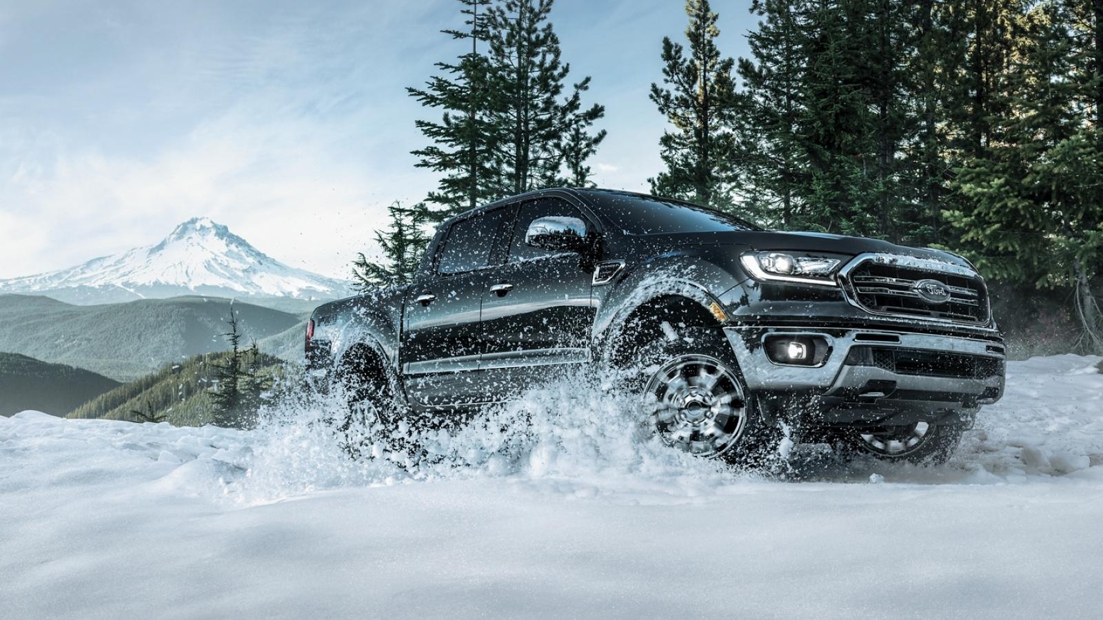 """Ford Ranger là chiếc xe """"đậm chất Mỹ"""" nhất năm 2020"""