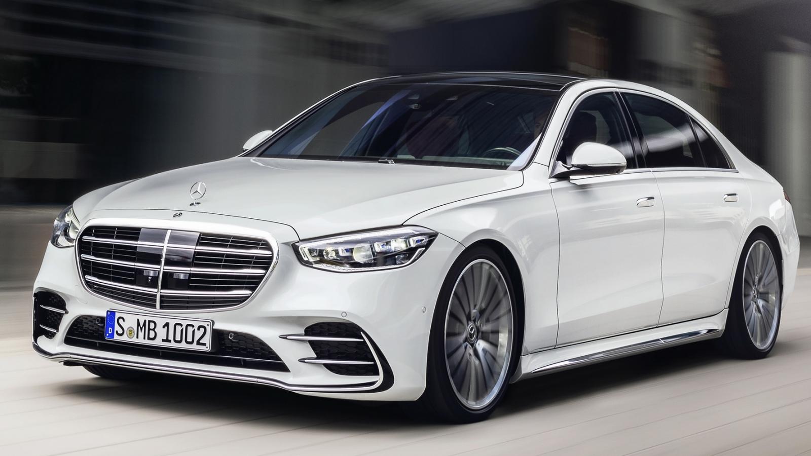 Tìm sedan cỡ lớn hạng sang chọn Mercedes S-Class 2021, BMW 7-Series hay Audi A8?