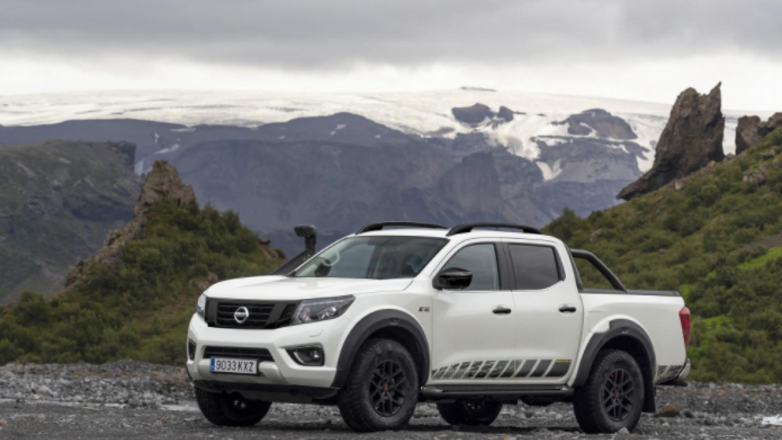 Nissan Navara AT32 2020 tại Anh sẽ đắt hơn cả Ford Ranger Raptor
