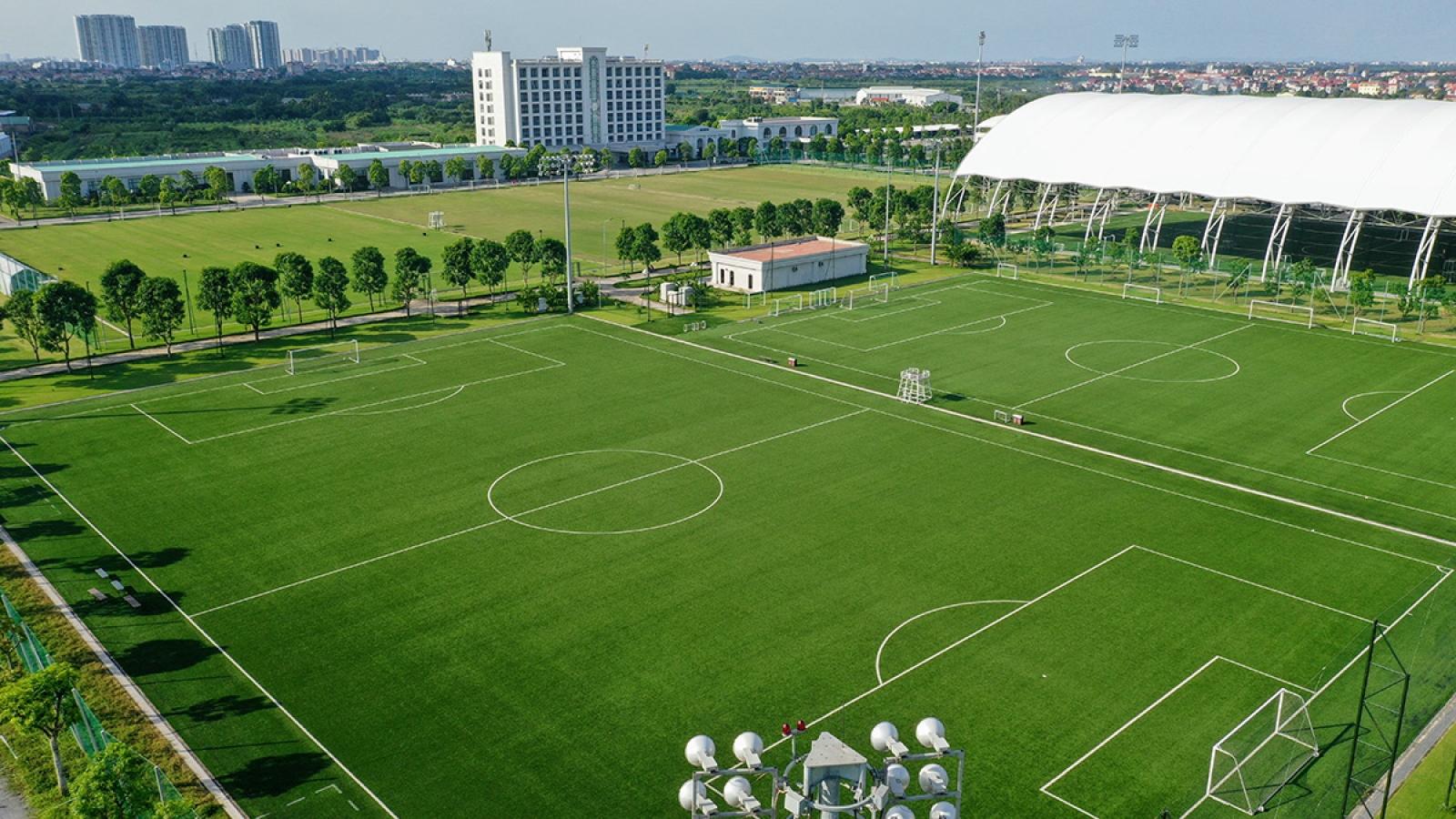 PVF: 1 trong 3 Học viện đào tạo bóng đá tốt nhất châu Á